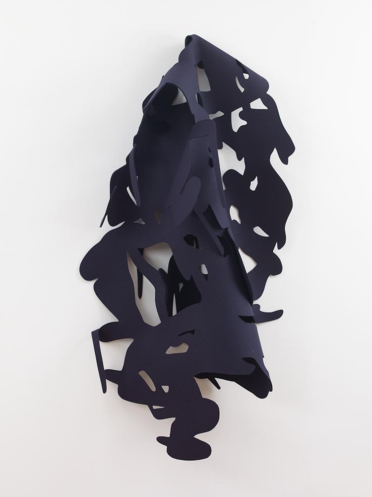 Felt # 31, 2012, Wool felt, 300 x 160 cm