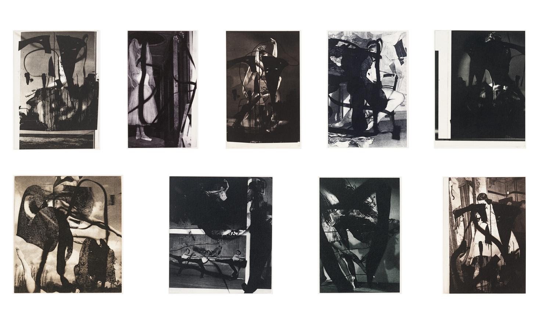 Dance, 2014, Photogravure, 52,5 x 39,5 cm