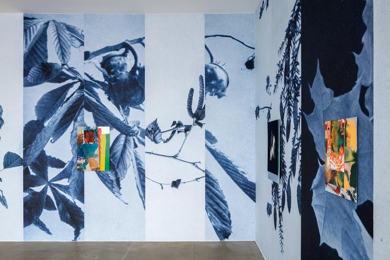 Gallery view, Galleri Bo Bjerggaard, Copenhagen, 2018